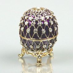 original russian faberge eggs - Google Search