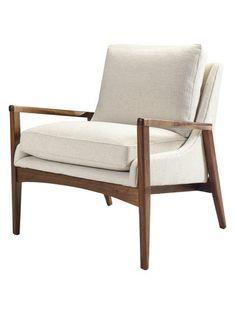 Soren Walnut Frame Chair by Hewson at Gilt