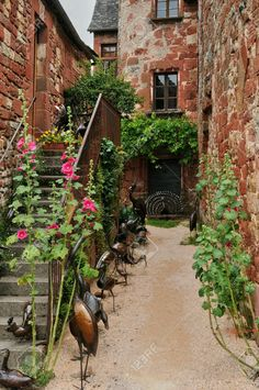 Collonges-la-Rouge ~ Nouvelle-Aquitaine, France