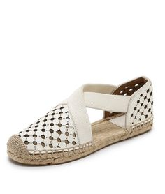 Tory Burch Catalina Perforated Espadrilles for spring and summer