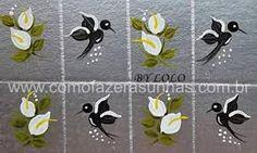 Resultado de imagem para adesivo artesanal com pedrinhas