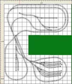 Track Plans and Ideas – Trainz Ho Trains, Model Trains, Lionel Trains Layout, Model Railway Track Plans, Trains For Sale, Standard Gauge, Perfect Model, Model Train Layouts, Train Set