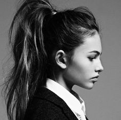 How To Master The Perfect High Pony Tail • Breakfast With Audrey - Online Fashion & Lifestyle Destination