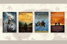 Looking for a great fantasy read? We are currently offering the chance to win four fantastic titles on Goodreads. New Fantasy, Fantasy Series, Ebooks, Author, Reading, Writers, Reading Books, Libros
