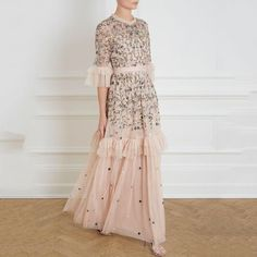 Stylish And Elegant Lace Dress – pebblely