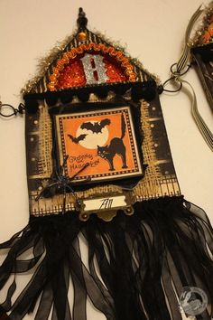 Denise Hahn Graphic 45 Happy Hauntings Halloween Banner - 8-imp--GREAT STUFF FROM GRAPHIC 45 HALLOWEEN PAPERS!