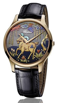 "Chopard - L.U.C XP Urushi ""Year of the Goat"""