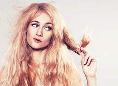 Receitas caseiras para cabelos quebradiços e elásticos