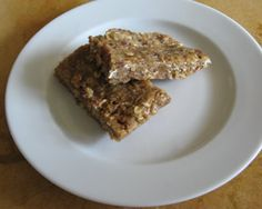 Maybe the world's greatest homemade protein bars! Oh, and no baking required :)