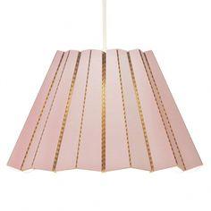 Model No. 1 pendant lamp, pink