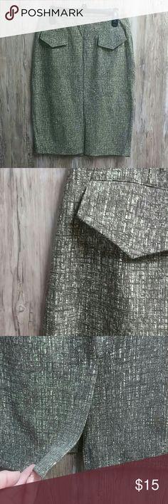 Selling this Calvin Klein Pencil Skirt on Poshmark! My username is: trenditstyle. #shopmycloset #poshmark #fashion #shopping #style #forsale #Calvin Klein #Dresses & Skirts