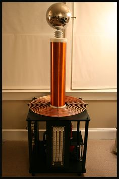 I'm new here and I love the high voltage projects that have been put into Instructables format. My passion is building Tesla coils and I wanted to share images of the Tesla coils I have completed. I 'm planning to post Instructables for my future Tesla Coils so watch for them here.