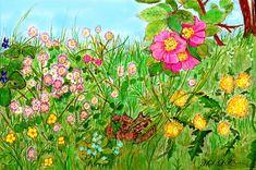 Die Frühlingswiese