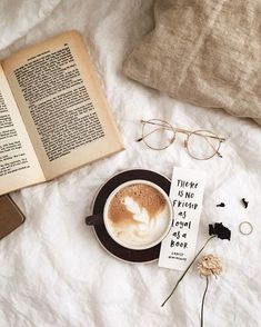 Do you use bookmarks or dog-ear pages like me? Some told me they can't stand when they see people dog-ear books. I do love books but for my… Cozy Aesthetic, Autumn Aesthetic, Flat Lay Photography, Coffee Photography, Beginner Photography, Book Flatlay, Books For Self Improvement, Coffee And Books, Photo Instagram