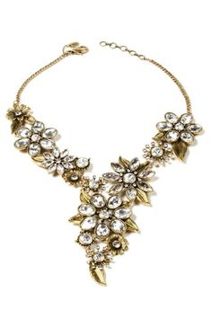 Farrah Blossom Necklace