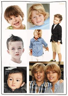 corte de cabelo menino - Pesquisa Google