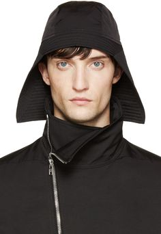 c6069055c6c Rick Owens for Men SS18 Collection. Hats ...