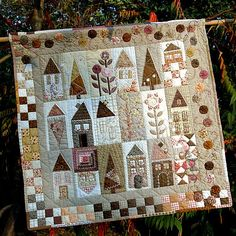Gipsy Quilt: Patchwork