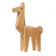 Stecktier Lama von Areaware   desiary.de - identity store