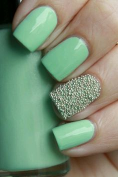 Nail caviar I need this in my life