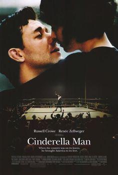 Cinderella Man 2004 Black Vest Russell Crowe
