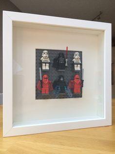Lego ikea hack. Star Wars wall art. & 18 best Made by me images on Pinterest   Ikea Ikea ikea and Lego