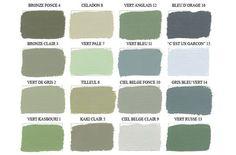 vert-de-gris | aahhhhhh les maisons de l'Ile de Ré... je suis - au numéro huit ou ...