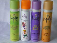 Impulse deodorant