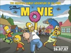 These are the facts and content of The Simpsons movie.