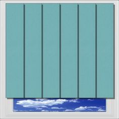 PVC Vertical Blinds | Vertical Waterproof PVC Blinds
