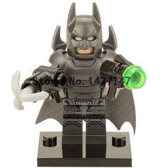 2016新しいシングル販売XH226 dcスーパーヒーローバットマンvスーパーマン:夜明けの正義ビルディングブロック子供のおもちゃギフト