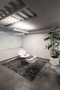 Informal meeting spots / Salas de trabajo informal