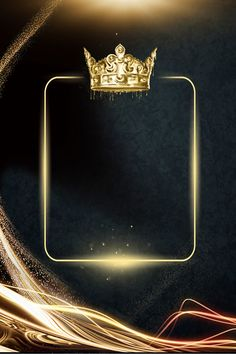 Crown Background, Gold Wallpaper Background, Iphone Background Images, Poster Background Design, Banner Background Images, Studio Background Images, Phone Wallpaper Images, Framed Wallpaper, Background For Photography