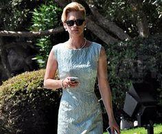 Betty Draper hair. Betty Draper, Film, Tv, Hair, Inspiration, Wedding, Dresses, Fashion, Movie