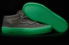 1cf0fdea52 The Pyramid Country x Vans Half Cab Pro Glow In The Dark releases on  September Get a good look at the shoe here.