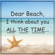 Inspiring beach quotes and saying to bring you back to the Gulf beaches of Florida. Playa Beach, Beach Bum, Ocean Beach, Beach Trip, Beach Ocean Quotes, Seaside Quotes, Summer Beach Quotes, Beach Sayings, Inspirational Artwork
