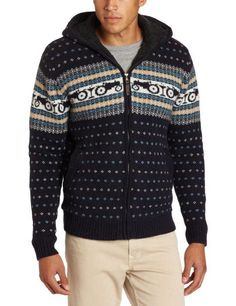 Amazon.com: Moods of Norway Men's Kurt Heavy Hoodie Knit: Clothing: