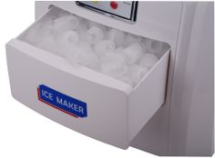 Ice machine dual 15kg mini small drawer icemachinery