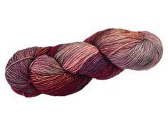 Malabrigo Mechita 057 English Rose #rivercolorsstudio #malabrigo #mechita