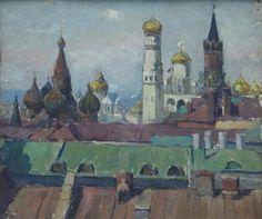 Советская живопись - Русская Антикварная Галерея