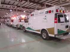Type II ambulances have an option of being fitted with the Advanced Life-Support (ALS) or a Basic Life-Support (BLS) system as prescribed in the Federal Specifications and the Ambulance Manufacturing Division (AMD) standards. Basic Life Support, Outlets, Hangers, Division, Recreational Vehicles, Cage, Safety, Federal