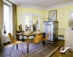 Christian Louboutin New Paris Interiors.jpg 551×433 pixels