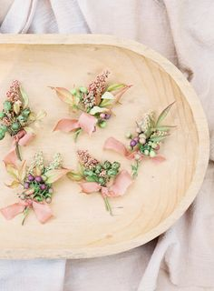 Floral Design: Bows And Arrows - http://bowsandarrowsflowers.com Photography: Kayla Barker Fine Art Photography - kaylabarker.com Read More on SMP: http://www.stylemepretty.com/2016/06/02/see-why-oatmeal-terracotta-are-this-seasons-new-it-colors/