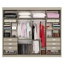 Wardrobe design bedroom - 120 Brilliant Wardrobe Ideas For First Apartment Bedroom Decor