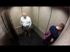 awkward Elevator.  @Emily Martin @Ashlyn Blank @Jared Good someone should seriously try this sometime!!! hahaha  ...