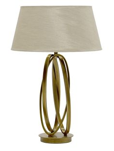 The Sofa & Chair Company Brass Table