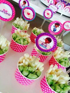 Doc McStuffins Birthday Party Ideas   Photo 12 of 40