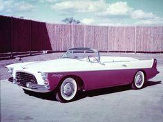 1955 Chrysler Flight Sweep