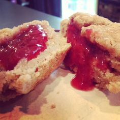 The Joy of Allergies: Jam-Filled Oat Muffins I love this site I don't need to make substitutions!