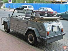 Volkswagen Kübel (181) (1970-1973)